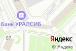 Схема проезда до компании Нижегородский Департамент Снабжения в Нижнем Новгороде