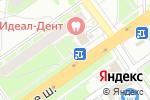 Схема проезда до компании Киоск по продаже мороженого в Нижнем Новгороде