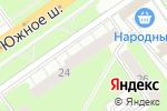Схема проезда до компании Лит.Ra в Нижнем Новгороде