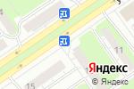 Схема проезда до компании Киоск по продаже фастфудной продукции в Нижнем Новгороде