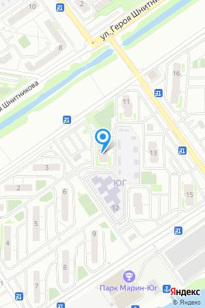 Микрорайон ЮГ, Южный бул., 10 на Яндекс.Картах