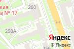 Схема проезда до компании Старослав в Нижнем Новгороде