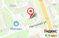 Схема проезда до компании Тэкс+ в Нижнем Новгороде