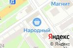 Схема проезда до компании ТСЖ №209 в Нижнем Новгороде