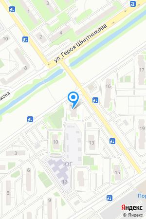 Микрорайон ЮГ, Южный бул., 11 на Яндекс.Картах