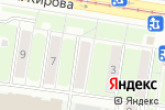 Схема проезда до компании ВИНИЛОН в Нижнем Новгороде