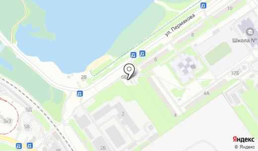 Злата. Схема проезда в Нижнем Новгороде