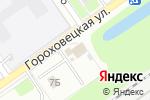 Схема проезда до компании АвтоDok в Нижнем Новгороде
