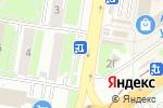 Схема проезда до компании Киоск по продаже кондитерских изделий в Нижнем Новгороде