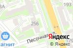 Схема проезда до компании Море Отдыха в Нижнем Новгороде