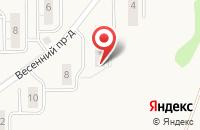 Схема проезда до компании Окский берег в Кусаковке