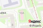 Схема проезда до компании Офис врачей общей практики в Нижнем Новгороде