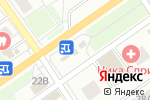 Схема проезда до компании Евросеть в Нижнем Новгороде
