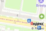 Схема проезда до компании Море & More в Нижнем Новгороде