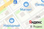 Схема проезда до компании Кстовский мясокомбинат в Нижнем Новгороде
