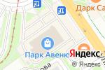 Схема проезда до компании Свободная касса в Нижнем Новгороде