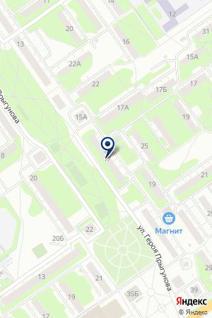 РЫБОЛОВНО-ТУРИСТИЧЕСКИЙ МАГАЗИН ШИШКИН Н. А. на карте Нижнего Новгорода