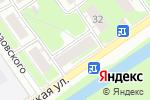 Схема проезда до компании Горем-НН в Нижнем Новгороде