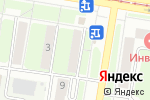 Схема проезда до компании НКБ РАДИОТЕХБАНК в Нижнем Новгороде