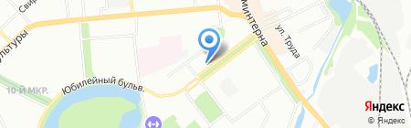 PHOTOROOM на карте Нижнего Новгорода