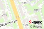 Схема проезда до компании Медиа Арт Дент в Нижнем Новгороде