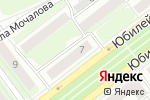 Схема проезда до компании Модерн в Нижнем Новгороде