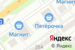 Схема проезда до компании Ника Спринг в Нижнем Новгороде