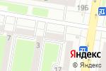 Схема проезда до компании Каприз в Нижнем Новгороде