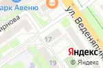 Схема проезда до компании Кремль в Нижнем Новгороде