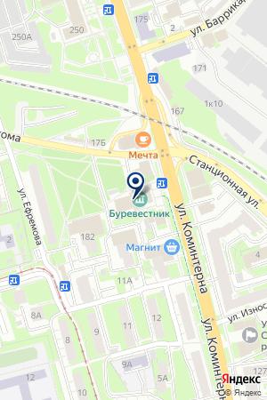ТФ ТЕХНО-СЕРВИС-НН на карте Нижнего Новгорода