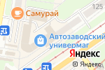 Схема проезда до компании Sun in mum в Нижнем Новгороде