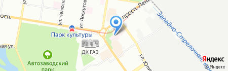 Farmani на карте Нижнего Новгорода