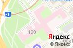 Схема проезда до компании Травматологический пункт в Нижнем Новгороде