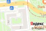 Схема проезда до компании Milavitsa в Нижнем Новгороде