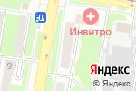 Схема проезда до компании Достойные похороны.РФ в Нижнем Новгороде
