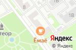 Схема проезда до компании Регионстроймонтаж-НН в Нижнем Новгороде
