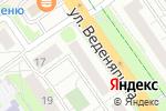 Схема проезда до компании Мерный лоскут в Нижнем Новгороде
