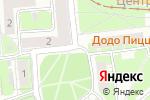 Схема проезда до компании Частный детский сад в Нижнем Новгороде