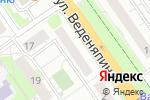 Схема проезда до компании АртДент в Нижнем Новгороде