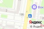 Схема проезда до компании Реконт в Нижнем Новгороде
