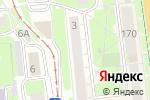 Схема проезда до компании ВЕСТА в Нижнем Новгороде