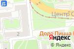 Схема проезда до компании Пряжа в Нижнем Новгороде