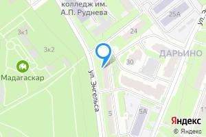 Сдается комната в четырехкомнатной квартире в Нижнем Новгороде м. Буревестник, улица Энгельса, 4