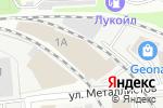Схема проезда до компании ЛОГИСТИКА И ТРАНСПОРТ в Нижнем Новгороде