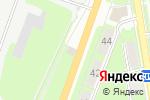 Схема проезда до компании Z-Avto в Нижнем Новгороде