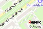 Схема проезда до компании Медведково в Нижнем Новгороде
