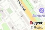 Схема проезда до компании Победа в Нижнем Новгороде
