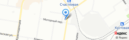 Tuman Cafe на карте Нижнего Новгорода
