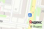 Схема проезда до компании МЭГГИ в Нижнем Новгороде