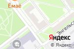 Схема проезда до компании Союз в Нижнем Новгороде